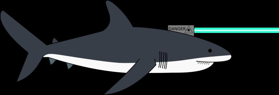 SharkwithLaser